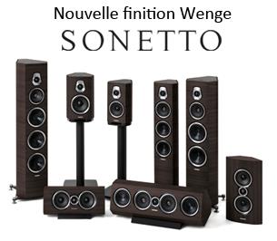 Sonetto Finition Wenge