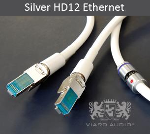 Viard Audio Silver HD12 Ethernet