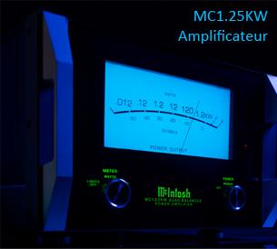 Amplificateur  M1.25KW