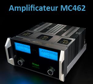 Amplificateur  MC462