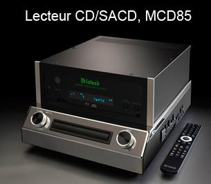 Lecteur CD/SACD