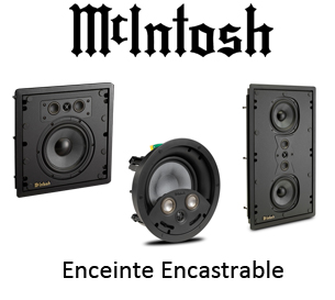Enceinte encastrable McIntosh
