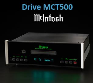Amplificateur  MCT500