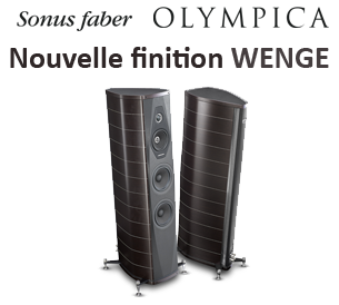 Olympica Finition Wengé